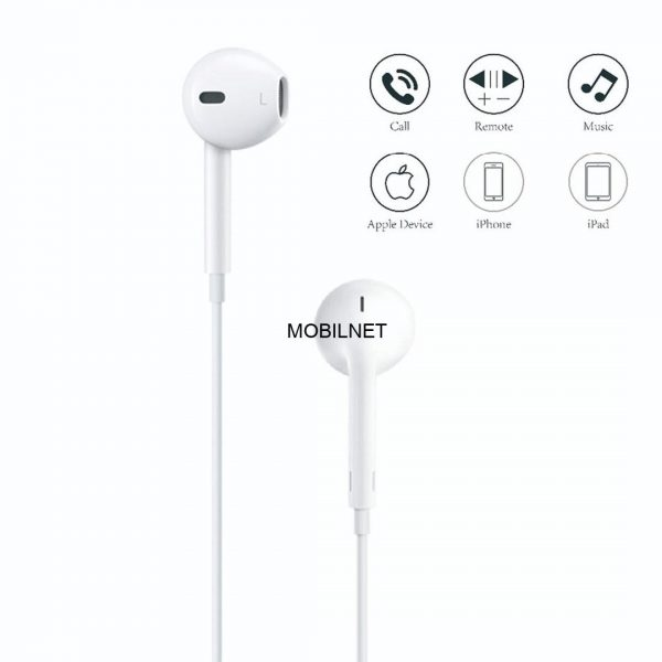 Apple Earpods Iphone Headphones Mobil net Servis